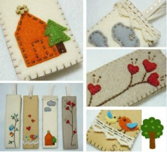 BOOKMARKS CREATING IN