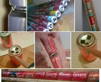 Step by step instructions on how to make everything - How to make a solar panel out of soda cans ...