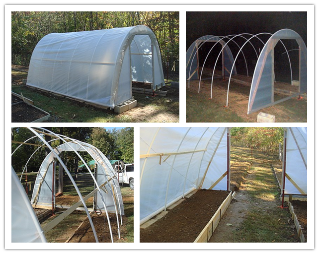 How To Build A Diy Greenhouse For 50 Step By Step