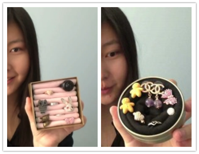How To Make Ring Holder And Earring Travel Case Step By Diy Tutorial Instructions