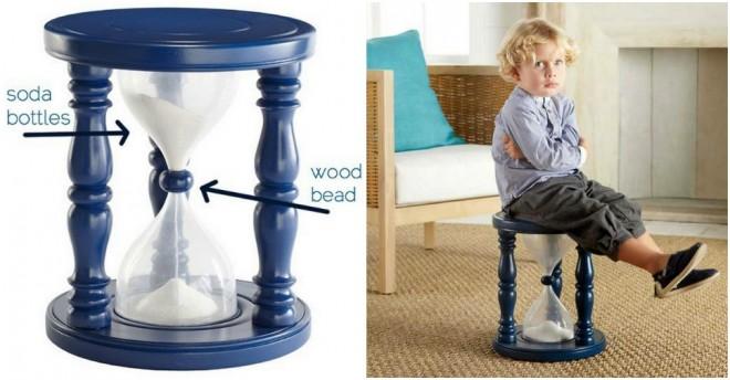 Sand Clock Stool
