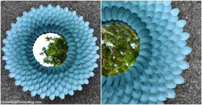 chrysanthemum mirror 2