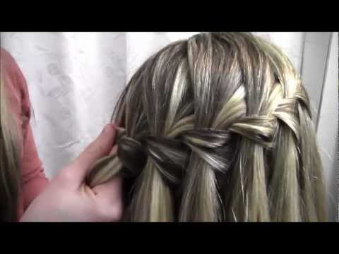 How To Tie Easy And Love Hair Style Step By Step Diy