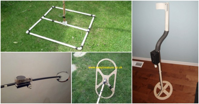 How To Make A DIY Metal Detector Step By Tutorial