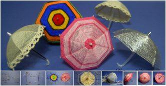how-to-make-wire-small-umbrella