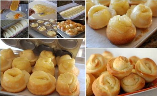 How to make DIY delicious orange rolls