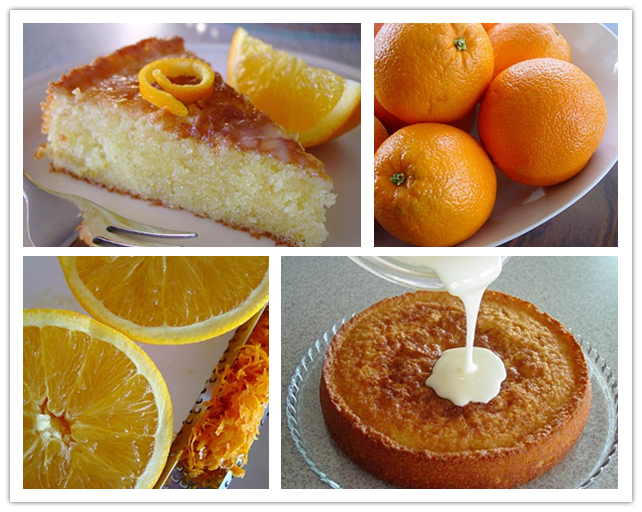 How To Make Orange Cake Step By Step Diy Tutorial Instructions