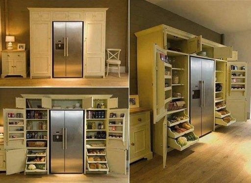 How to save space with Neptune grand larder unit