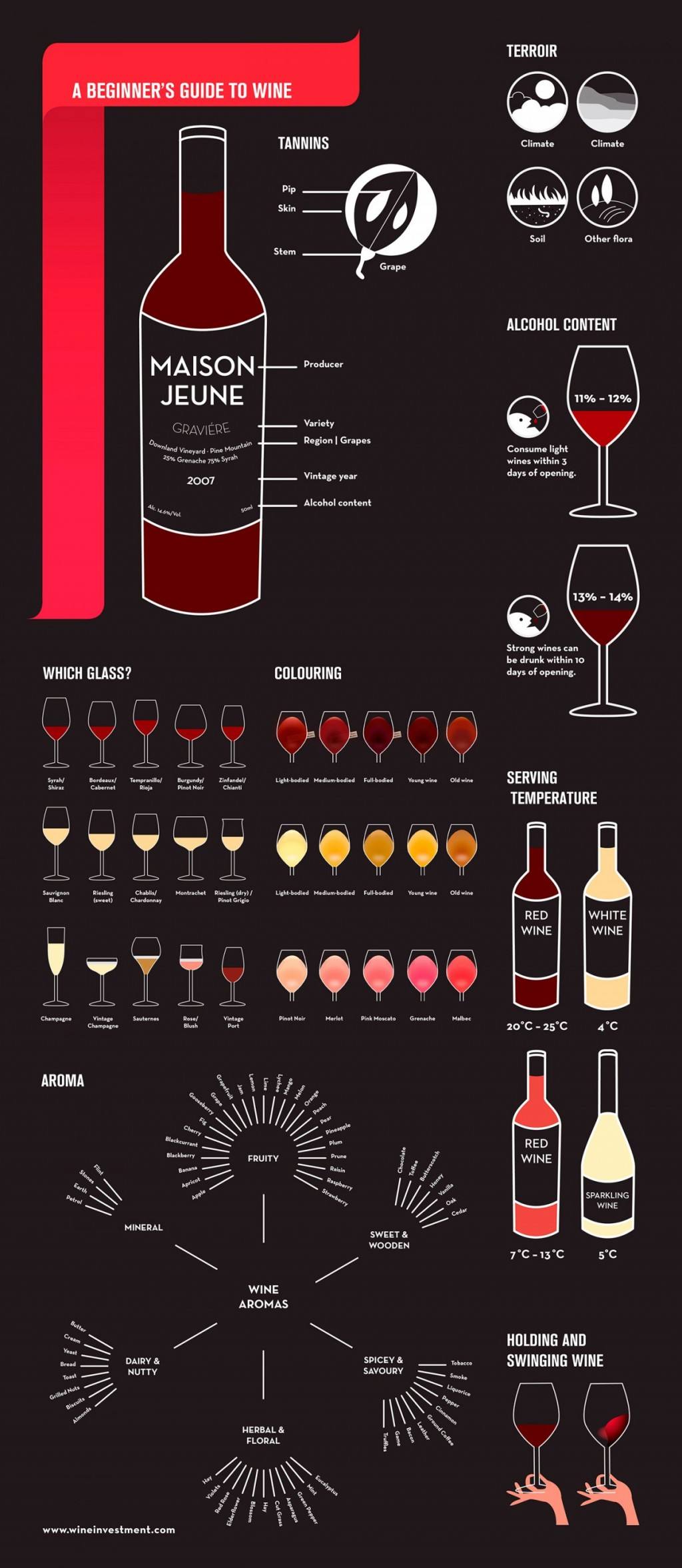 How to sound like a wine expert in 9 steps