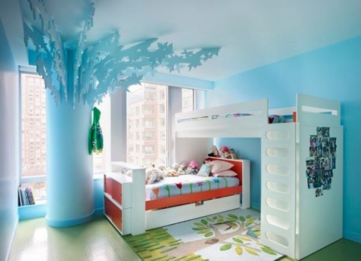 50 modern bunk bed design ideas