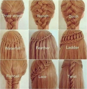 How to do 25 easy hairstyles with braid tutorial