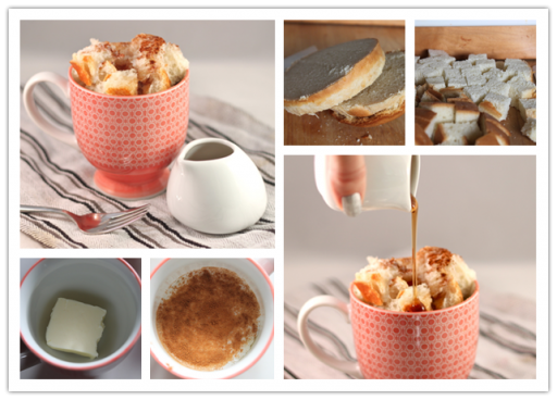 How to make DIY French toast cup in 2 minutes