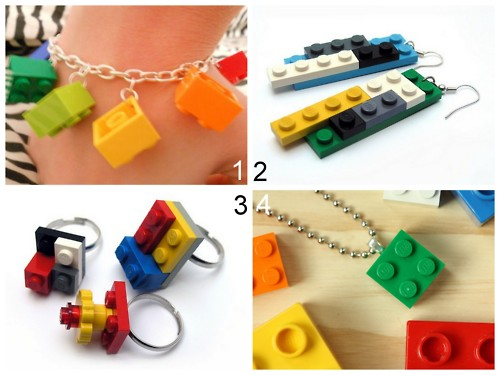 4 Creative Crafts With Lego Blocks