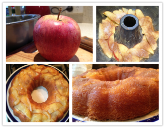 Culinary School - Easy Apple Cake Recipe