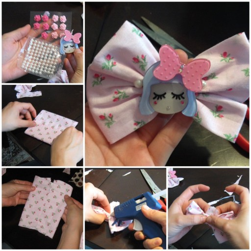 How To Make Cute Bow Step By Step DIY Tutorial Instructions
