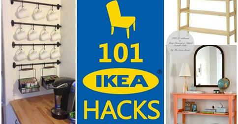 101 ultimate ikea hacks to create a beautiful home on a budget