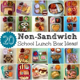 20 School Lunch Box Ideas To Make School Lunch Easy