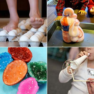 Home science projects for preschoolers