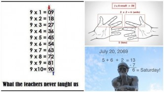 7 Math Hacks That Teachers Never Taught Us