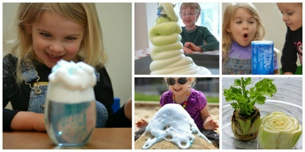 At-Home Science Experiment Projects For Kids
