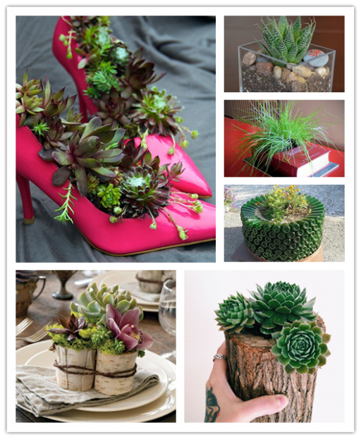These Awesome DIY Planters Are Going To Blow Your Shoes Off 1