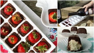 16 Genius Ways For Using An Ice Cube Tray