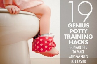 19 Brilliant Hacks That Guaranteed To Make Potty Training So Much Easier