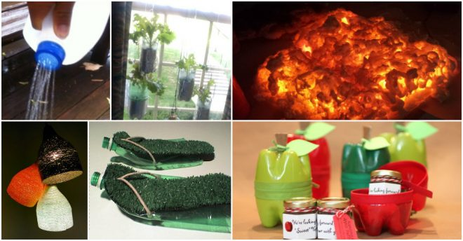 Amazing Things To Make From Plastic Bottles