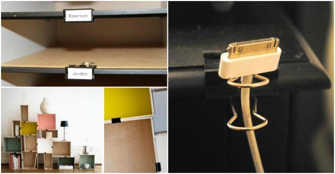 Amazing Ways To Use Binder Clips