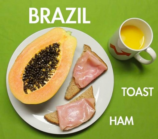 Breakfast Ideas From Around The World 1