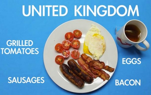 Breakfast Ideas From Around The World 2
