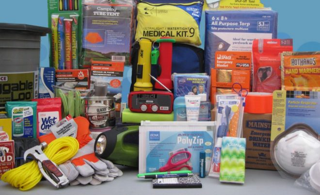 Emergency Preparedness Essential Check list