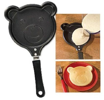 How To Make Cute Bear Pancake Step By Step DIY Tutorial Instructions 7