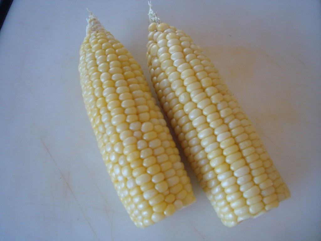 How To Microwave Corn On The Cob With No Shucking And Silk Free 1