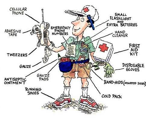 How To Prepare Emergency Preparedness Essential Check list