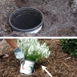This Genius Pot in Pot Landscaping Idea Makes It So Easy To Change Seasonal Plants – How To - Coolest Home Decor