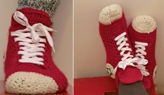 Converse Slippers Crochet Pattern Final