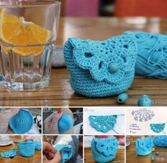 Crochet Your Own Designer Handbags