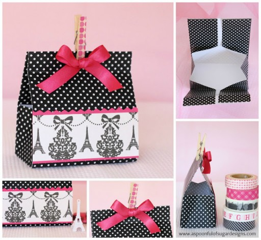 Diy Gift Boxes How To Instructions