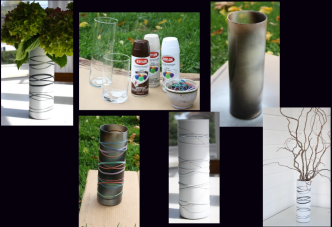 How To Make Beautiful DIY Vase For Home Decor