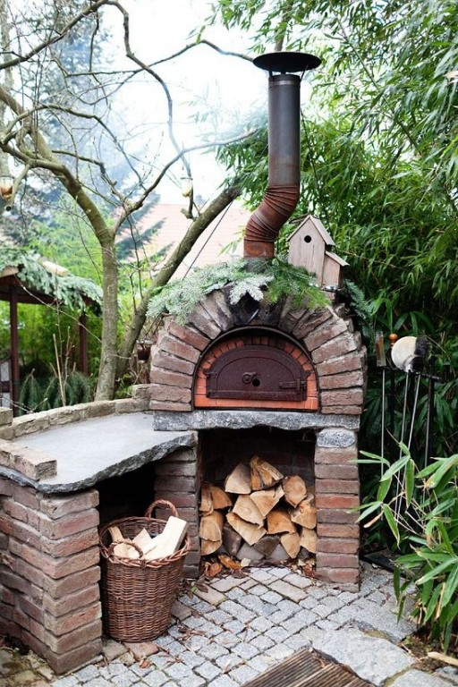 Outdoor Fireplace Designs And DIY Ideas 1