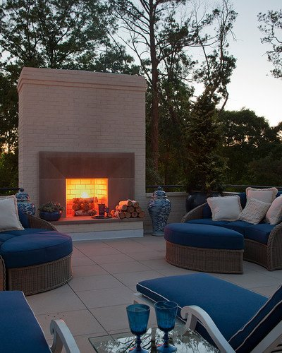 Backyard Fireplace Diy :  outdoor fireplace? Be sure to check out these beautiful outdoor