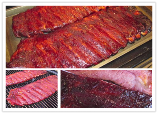 How To Cook Bbq Spare Ribs With Weber Smokey Mountain