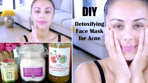 How To Make DIY Detoxifying Face Mask For Acne
