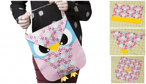 How To Make DIY Duck Tape Owl Tote