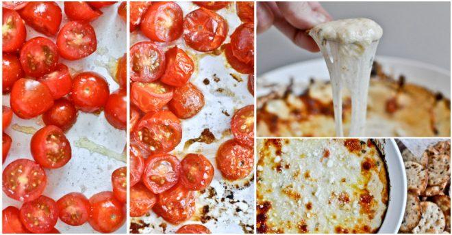 White Pizza Dip Recipe