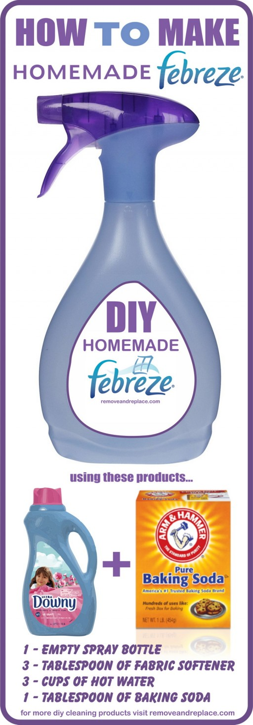 How To Make Homemade Air Freshener 1