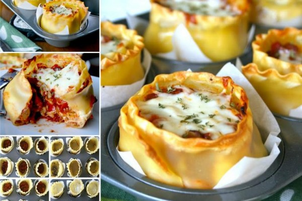 How To Cook Delicious Lasagna Cups