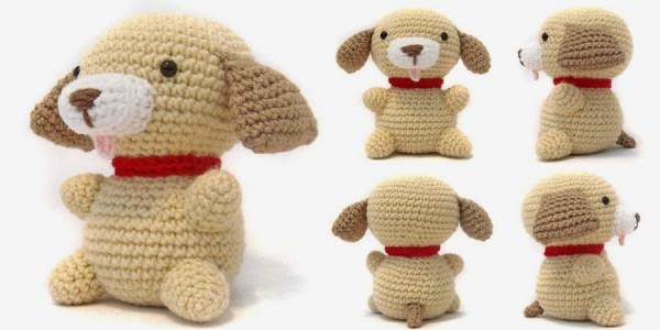 Puppy Amigurumi Free Crochet Pattern