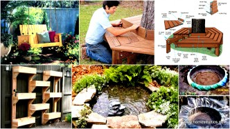 How To DIY Perfect Backyard